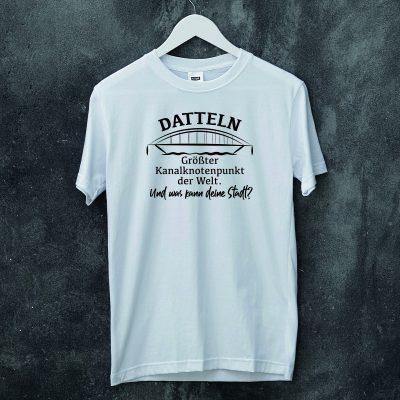 Größter Knalknotenpunkt der Welt - T-Shirt